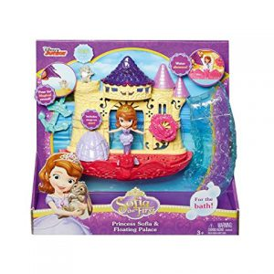 Disney Sofia the First and the Floating Palace Bath Playset