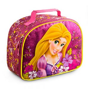 Disney Store Princess Rapunzel Lunch Box Tote Bag