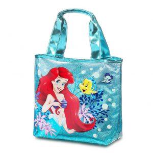 Disney Store Princess The Little Mermaid Ariel Girl Swim Bag Tote