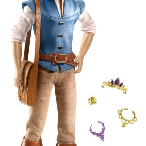 Disney Tangled Featuring Rapunzel Flynn Rider Fashion Doll