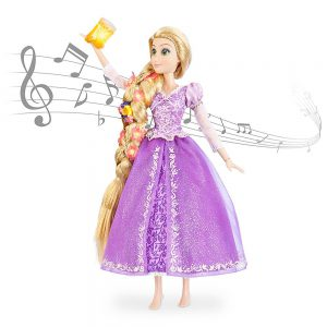 Disney Tangled Rapunzel Deluxe Feature Singing Doll - 16'' H