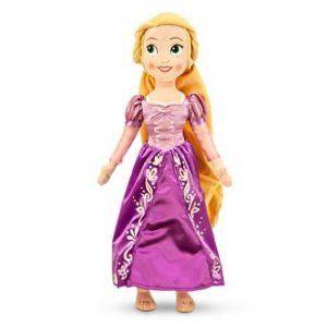 Disney Tangled Rapunzel Plush Toy -- 21