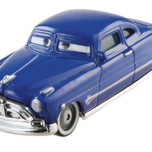 Disney/Pixar Cars, 2015 Radiator Springs Die-Cast Vehicle, Doc Hudson #11/19, 1:55 Scale
