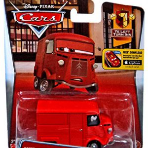 Disney/Pixar Cars, 2015 Ye Left Turn Inn, Brett Warnewagen Die-Cast Vehicle