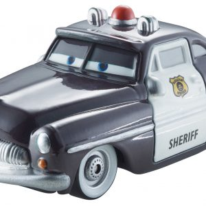 Disney/Pixar Cars Color Change 1:55 Scale Vehicle Sheriff
