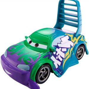 Disney/Pixar Cars, Color Changer, Wingo [Green to Turquoise] Vehicle