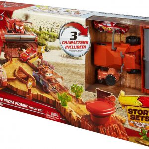 Disney/Pixar Cars Escape From Frank Track Set