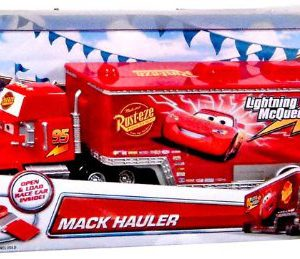 Disney/Pixar Cars, Exclusive Die-Cast Vehicle, Mack Hauler, 1:55 Scale