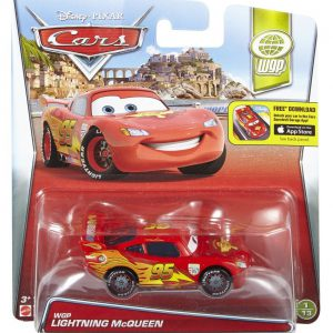 Disney/Pixar Cars WGP Lightning McQueen (Cars 2) Vehicle