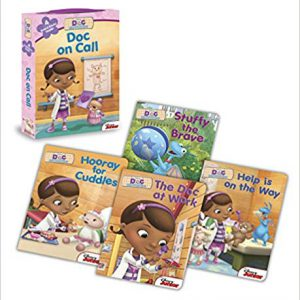 Doc McStuffins: Doc on Call: Board Book Boxed Set