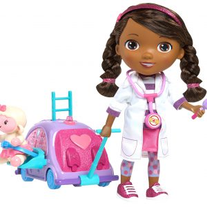 Doc McStuffins Walk 'N Talk Doc Mobile