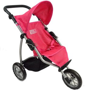 Doll Jogger Stroller for Ages 4+