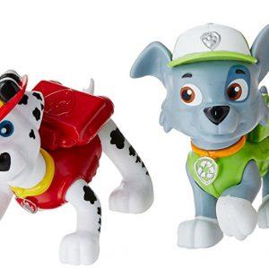 Exclusive Paw Patrol Pup Buddies Figures (6 Pups per pack)