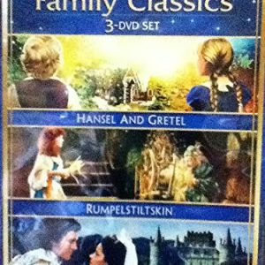 Fairy-Tale Family Classics (Hansel and Gretel / Rumpelstiltskin / Sleeping Beauty)