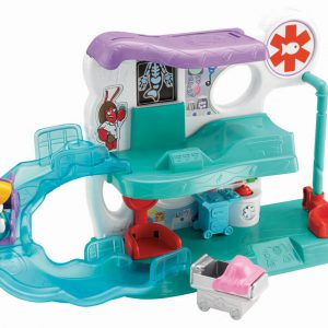 Fisher-Price Bubble Guppies, Check-Up Center