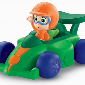Fisher-Price Bubble Guppies, Nonny & Green Streak
