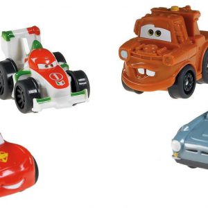 Fisher-Price Disney/Pixar Cars 2 Wheelies 4-Pack