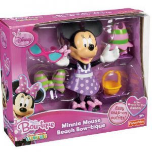 Fisher-Price Disney's Beach Bowtique Minnie Mouse