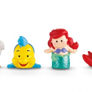 Fisher-Price Little People Disney Princess, Ariel and Friends