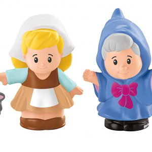 Fisher-Price Little People Disney Princess, Cinderella & Friends