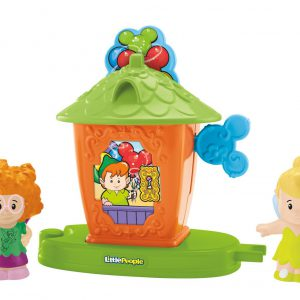 Fisher-Price, Little People, Magic of Disney Tinker Bell's Balloon Shop