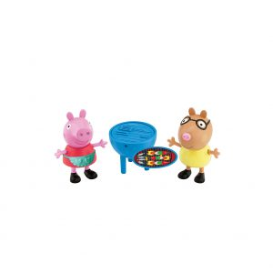 Fisher-Price Peppa Pig BBQ Time