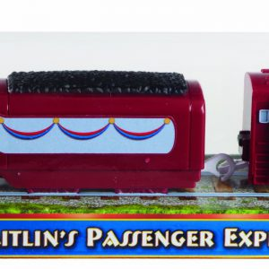 Fisher-Price Thomas & Friends TrackMaster, New Friends/Greatest Moments - Caitlin's Passenger Express