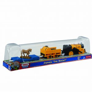 """Fisher-Price Thomas & Friends TrackMaster, New Friends/Greatest Moments - Stephen """"The Rocket"""""""