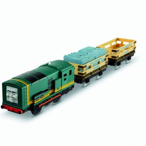 Fisher-Price Thomas & Friends TrackMaster, Paxton 'n Trouble!