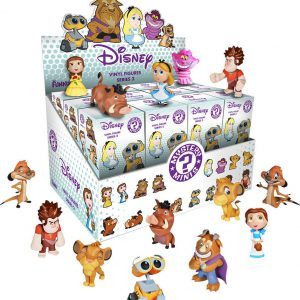 Funko 3668 Mystery Minis Blind Box, Disney Series 2, Single Pack