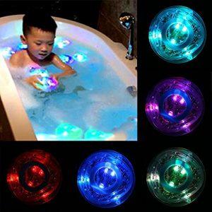 Gladle Color Changing Bathroom LED Light