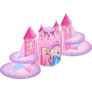 Hallmark - Disney Very Important Princess Dream Party Cupcake Stand - Pink