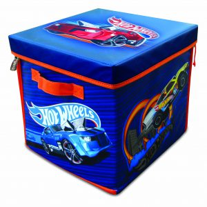 Hot Wheels ZipBin 300 Car Storage Cube