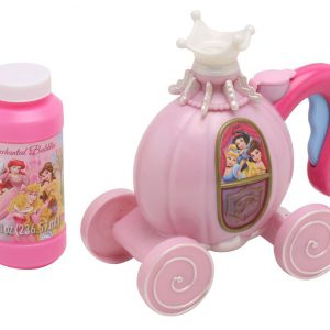 Imperial Toy Disney Princess Bubble Carriage, Pink