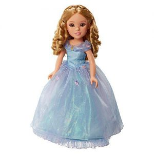 Jakks HK Ltd. Princess & Me Disney Cinderella Live Action 18 Inch Doll