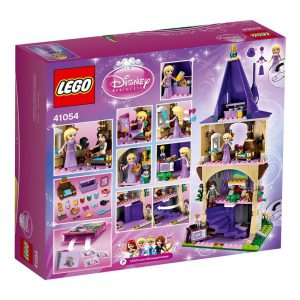 LEGO DUPLO Disney Rapunzel's Creativity Tower w/ Two Minifigures | 41054