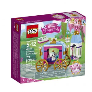 LEGO Disney Princess Pumpkin's Royal Carriage 41141