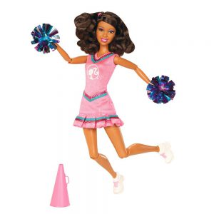 Mattel Barbie I Can Be Doll - Cheerleader - Nikki