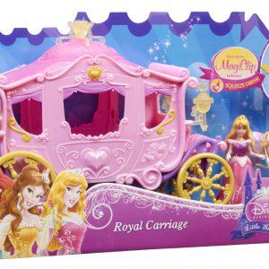 Mattel Disney Princess Royal Carriage Playset