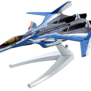 Mecha Collection Macross Series Macross Delta VF-31J Siegfried Fighter Mode Hayate Immelman Type Plastic Model Complete Figure Airplane Aircraft Arad Molders Plane Plastic Toy Bandai