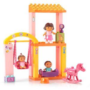 Megabloks Dora's Family Nursery