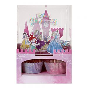 Meri Meri Disney Princess Cupcake Decorating Kit