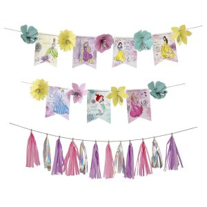 Meri Meri Disney Princess Garland Kit