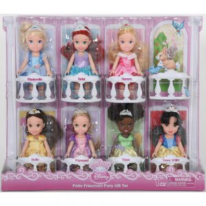 My First Disney Princess  Petite Princesses Party Gift Set
