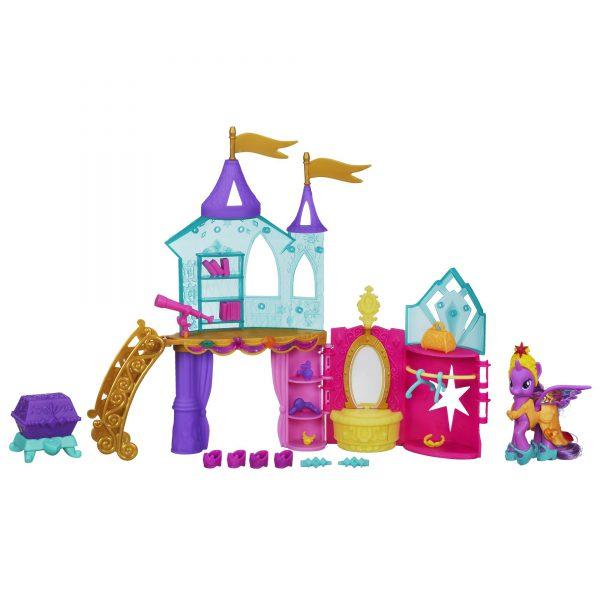 My Little Pony Crystal Princess Palace Playset