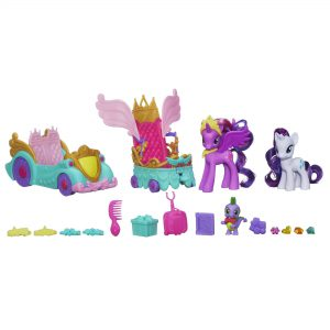 My Little Pony Princess Celebration Cars Set