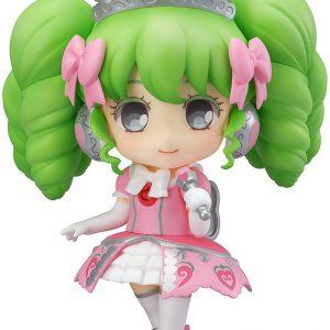 Nendoroid Co-de PriPara Falulu Marionette Mu Cyalume Co de Action Figure Prism Paradise Pretty Rhythm Takara Tomy Good Smile Company