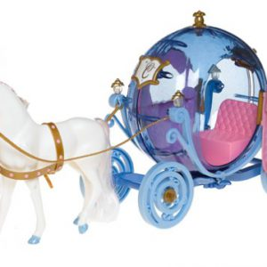 None Walt Disney's Cinderella: Twinkle Lights Carriage