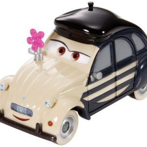 Pixar Disney Cars Paris Tour Vehicle Diecast Metal Toy Cars