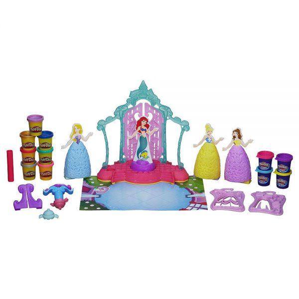 Play-Doh Disney Princess Design-a-Dress Ballroom